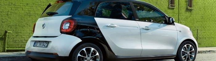 La nouvelle smart forfour r solument citadine for Garage smart la valentine
